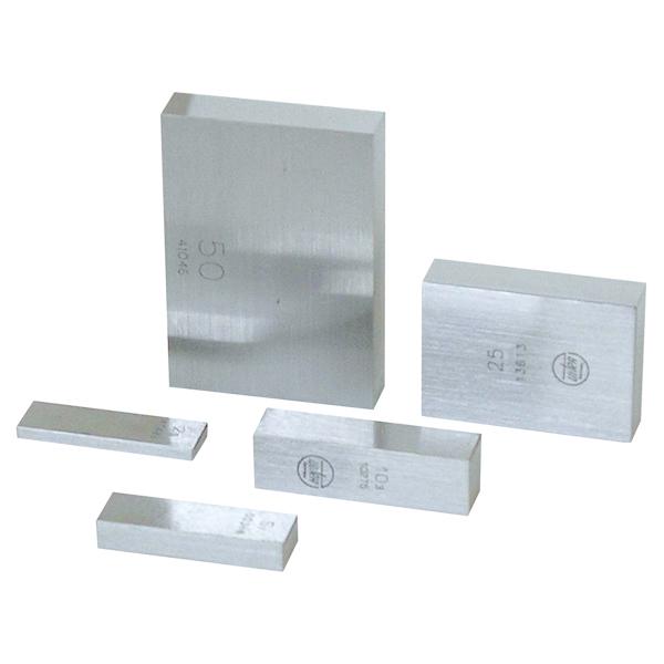 Parallel-Endmaß einzeln aus Stahl, Güte 0 0,5 mm