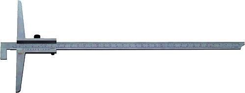 Tiefenmessschieber mit Haken DIN 862 150 mm