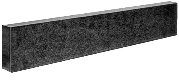 Präzisions Messbalken, DIN 876/00 630 x 50 x 100 mm