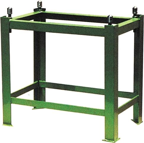 Untergestell für Kontroll- und Prüfplatte 400 x 400 mm