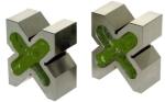Parallel Prismenpaar, Güte 1 90 x 200 x 170 mm