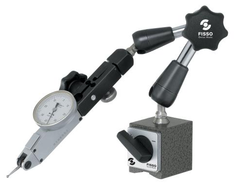Magnet Gelenkstativ Fisso CLASSIC-LINE 1100-13 Höhe: 220 mm