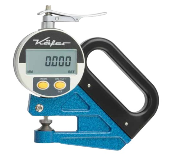 Digitales Foliendickenmessgerät FD1000-30-3-a