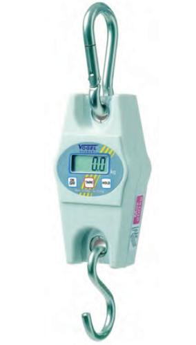 Elektr. Digital Hängewaage max 20,0 kg / 50,0 g