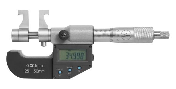 Digital Innenmessschraube mit Messschnäbeln 25 - 50 mm