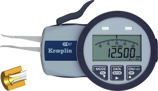 Innenmessgerät, digitaler Schnelltaster 2,5 mm - 12,5 mm