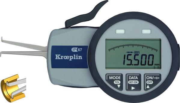 Innenmessgerät, digitaler Schnelltaster 5,0 mm - 15,0 mm