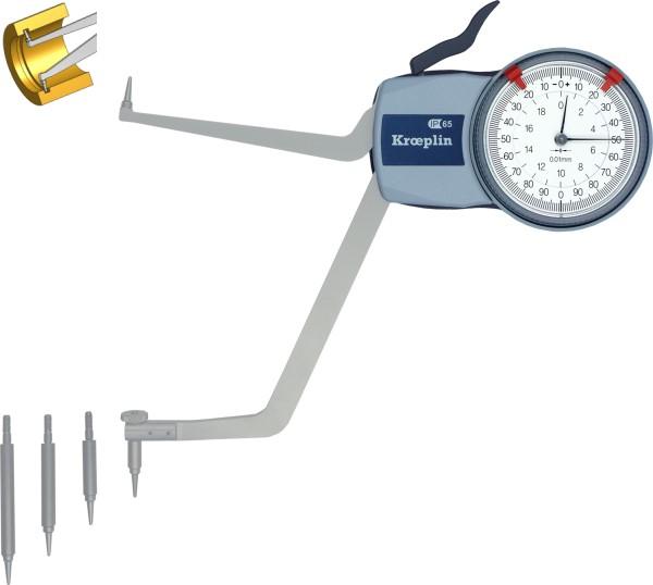 Innenmessgerät, Absolutmessgerät 130 mm - 180 mm