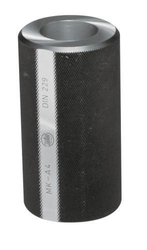 Kegellehre für Morsekegel Hülse kurz DIN 229 MK 0
