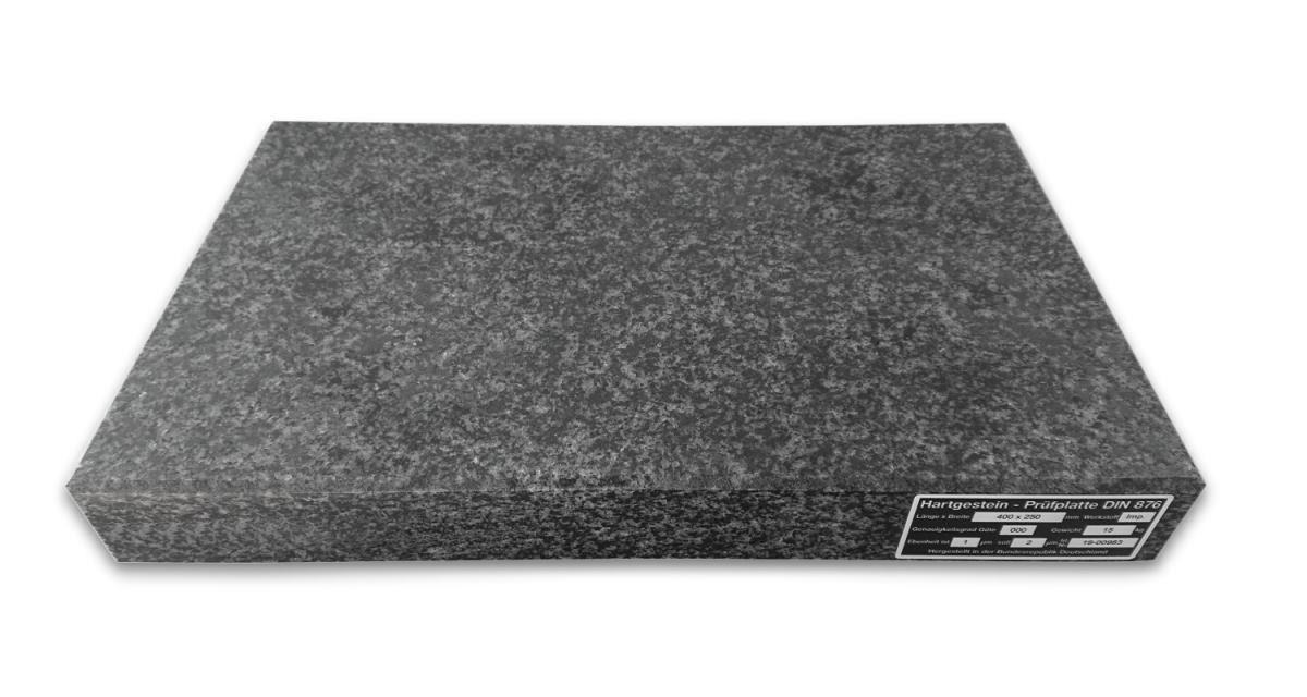 Messplatten aus Naturhartgestein DIN 876/00