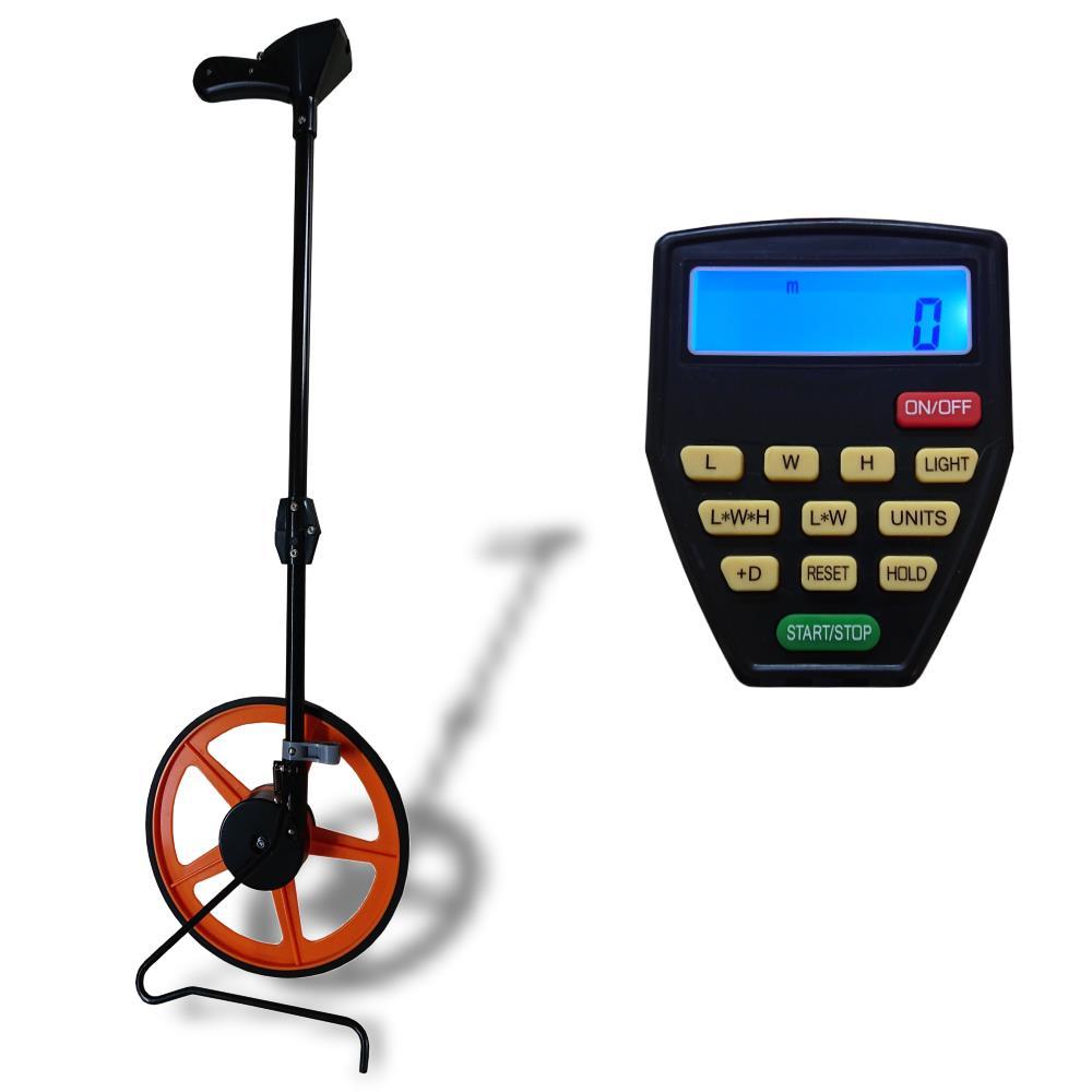 Elektronisch digitales Messrad, IP51