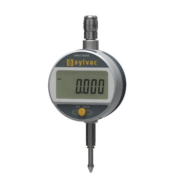Digital Messuhr Sylvac S_Dial Basic 0 - 12,5 mm SY2101-1245
