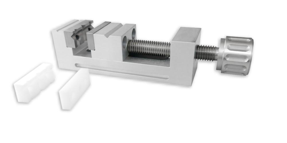 Mini- Schraubstock Größe 4, 118 mm x 35 mm x 35 mm