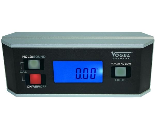 Digitales Neigungsmessgerät IP65 0° - 360°