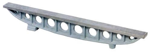 Abrichtlineal aus Spezialguss DIN 876/0 500 mm x 40 mm
