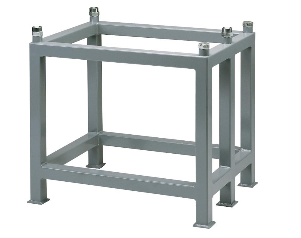 Untergestell für Messbänke aus Hartgestein 800 mm x 300 mm