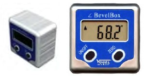 Digitaler Winkelsensor IP54 Bevel-Box,