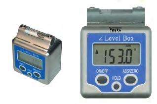Digitaler Winkelsensor IP54 Level-Box
