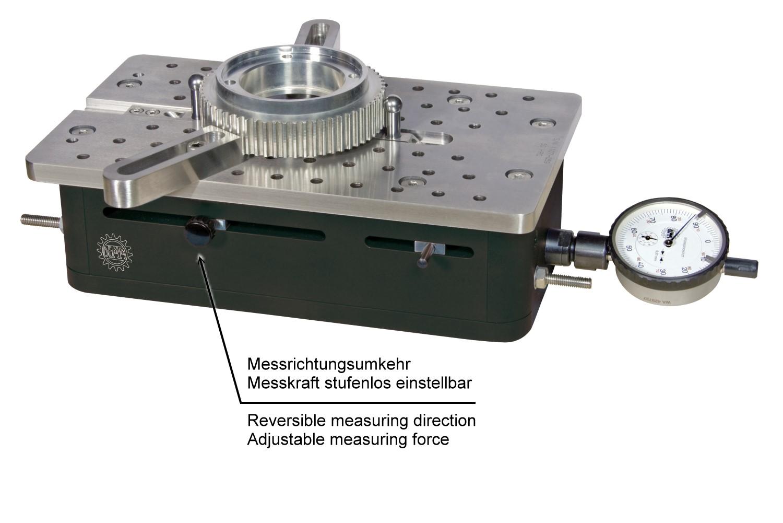 Universal Vergleichsmessgerät Quick Check 20-200mm / 0-180mm