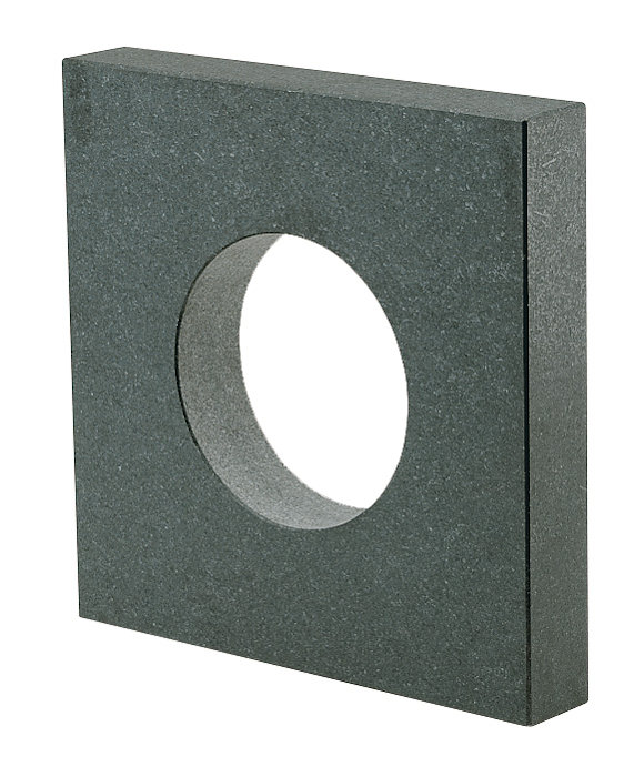 Winkelnormal 90° Quadrat-Form Güte 00 400mm x 400mm x 60mm