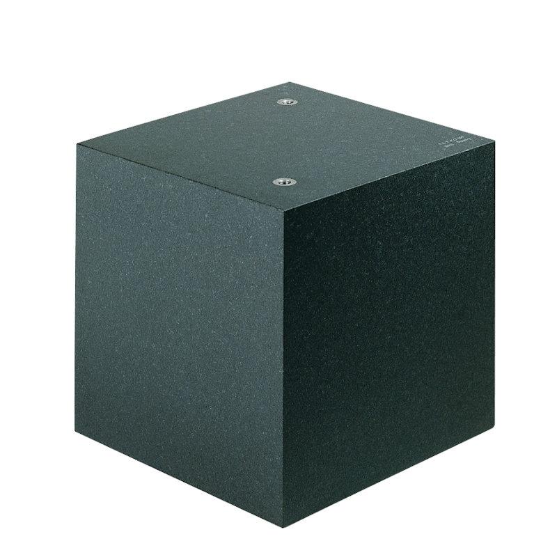 Winkelnormal 90° Würfelform Güte 000 500mm x 500mm x 500mm