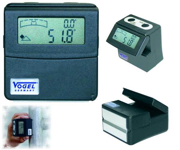 Digitaler Winkel Sensor, mit Magnet IP54 ± 180°