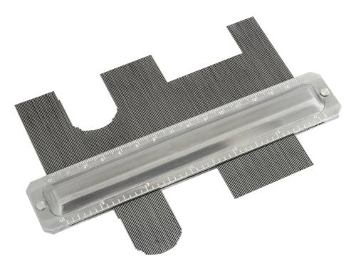 Konturenlehre - Profilabtaster 150 mm lang Messbereich bis 150 mm