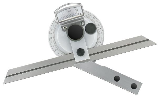 Universal - Winkelmesser mit Feineinstellung Standardausführung