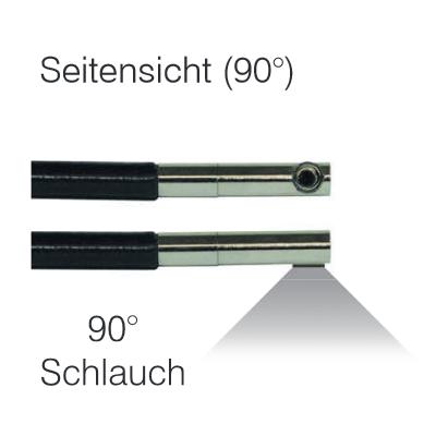 Schlauch für Foto-Video-Endoskop 90° Ø5,5mm x 1000mm