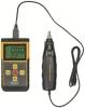 Digital Vibrations-Meter mit Temperaturmessung