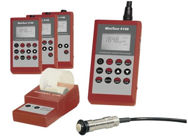 portables Schichtdickenmessgerät MiniTest 3100