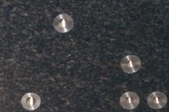 Gewindeinsätze für Messplatten