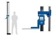 Digital Höhenmessgeräte und Anreissgeräte Carbon
