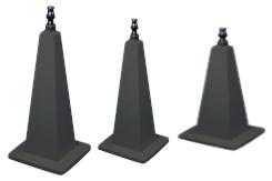 Einzelstützböcke für Messplatten