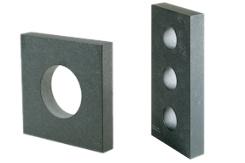 Rechteckform, Winkelplatte